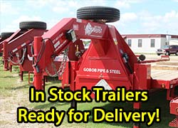In Stock Trailers On Sale