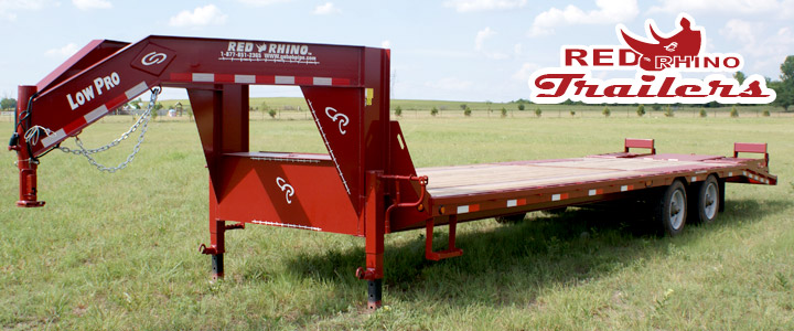 Build your trailer 7k series red rhino trailers like all red rhino gooseneck flatbed trailers the 7k two 7000 lb axles upgradeable to 8k is designed and engineered for durability publicscrutiny Images