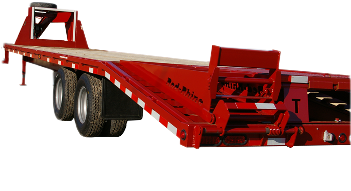 Red Rhino - The Best Flatbed Trailers... PERIOD.