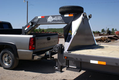 Custom Flatbed Trailer Gallery Featuring The Red Rhino And Flatbed Gooseneck Trailers By Gobob Pipe Steel Sales Llc Flatbed Trailers And Goosneck Trailers